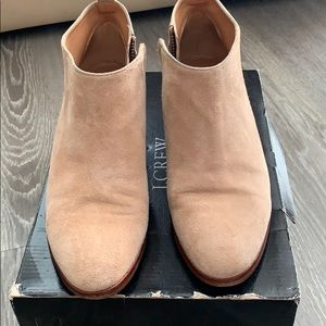 J.Crew boots size 8